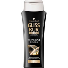 GLISS - LOT DE 6 SHAMPOING 400ML - ULTIMATE REPAIR