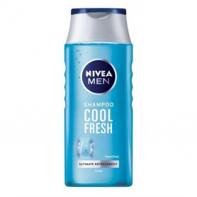 NIVEA - LOT DE 6 SHAMPOINGS COOL FRESH - 6x250ML