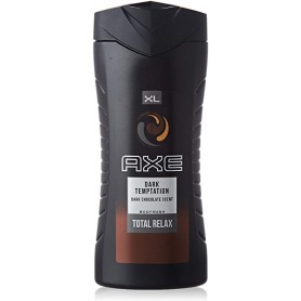 AXE - LOT DE 12 GELS DOUCHES DARK TEMPTATION XL - 12x400ML