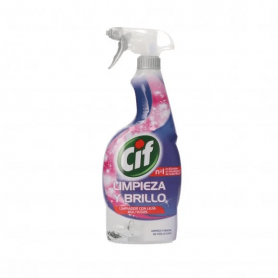 CIF - LOT DE 6 SPRAYS PROPRE & BRILLANCE - 6x750ML
