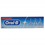 ORAL-B - LOT DE 6 DENTIFRICES 123 POWER WHITE - 6x100ML