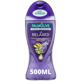 PALMOLIVE - LOT DE 3 GELS DOUCHES AROMA SENSATIONS RELAXED - 3x500ML